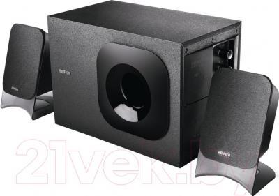 Мультимедиа акустика Edifier M1370 (черный) - общий вид