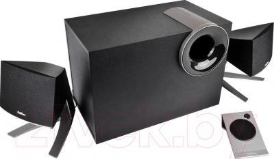 Мультимедиа акустика Edifier M1386 (черный) - общий вид