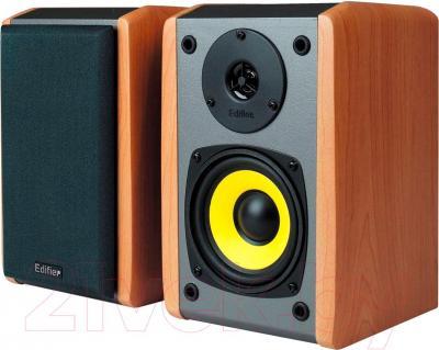 Мультимедиа акустика Edifier R1000TCN (коричневый/дерево)