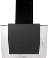 Вытяжка декоративная Zorg Technology Вертикал А (Titan) 750 (60, нержавейка/черное стекло) -
