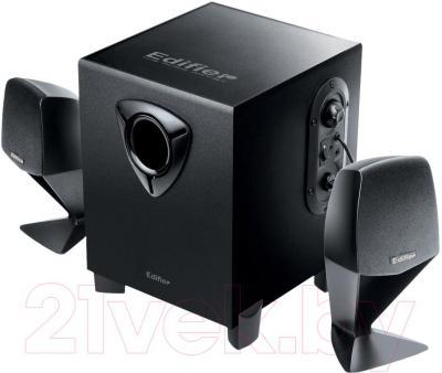 Мультимедиа акустика Edifier X120 (черный)
