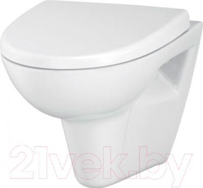 Унитаз подвесной Cersanit Parva Clean K27-041