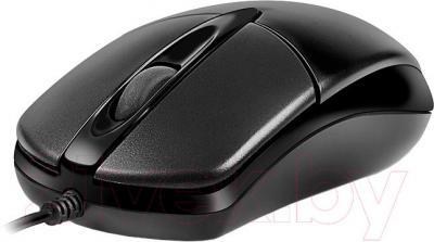 Мышь Sven RX-112 (черный, USB+PS/2)