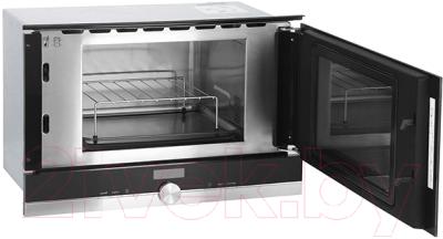 Микроволновая печь Siemens BE634RGS1 - с открытой дверцей