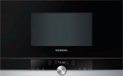 Микроволновая печь Siemens BF634LGS1