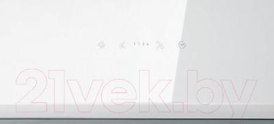 Вытяжка декоративная Elica Belt Lux WH/A/55 - сенсорная панель управления
