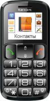 Мобильный телефон TeXet TM-B114 (черный) -