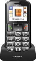 Мобильный телефон TeXet TM-B116 (черный) -