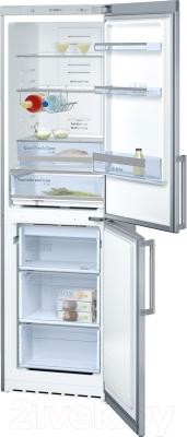 Холодильник с морозильником Bosch KGN39XL14R