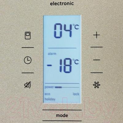 Холодильник с морозильником Bosch KGN39SQ10R