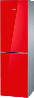 Холодильник с морозильником Bosch KGN39LR10R
