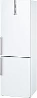 Холодильник с морозильником Bosch KGN36XW14R -