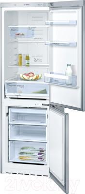 Холодильник с морозильником Bosch KGN36VL14R