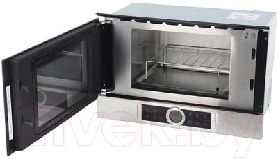 Микроволновая печь Bosch BEL634GS1 - с открытой дверцей