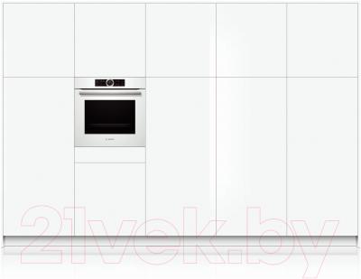 Электрический духовой шкаф Bosch HBG634BW1