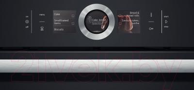 Электрический духовой шкаф Bosch HBG636BB1