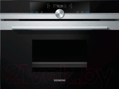 Пароварка Siemens CD634GBS1