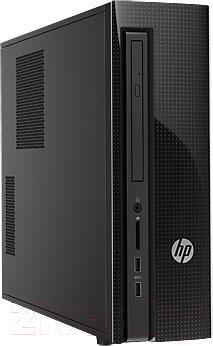 Системный блок HP Slimline Desktop 450-a24ur