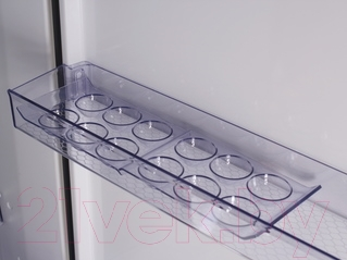 Холодильник с морозильником Beko RCSK380M21X