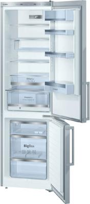 Холодильник с морозильником Bosch KGE39AI30R - общий вид