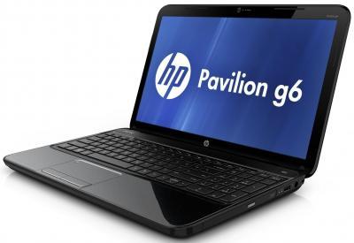 Ноутбук HP Pavilion g6-2158er (B5V14EA) - общий вид