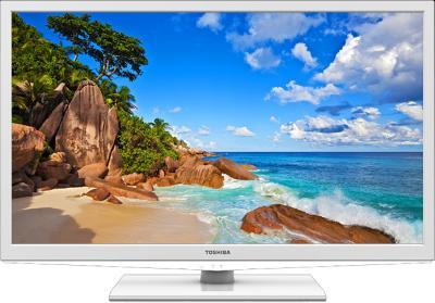 Телевизор Toshiba 19EL934RB - вид спереди