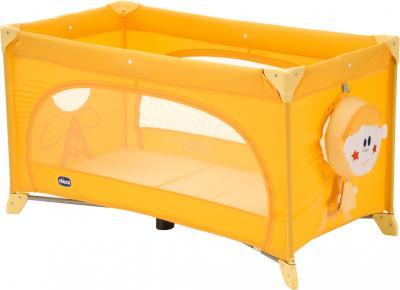 Кровать-манеж Chicco Easy Sleep (Yellow) - общий вид