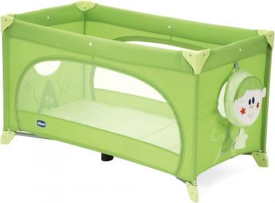 Кровать-манеж Chicco Easy Sleep (Green) - общий вид