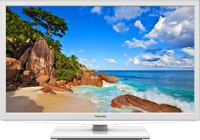 Телевизор Toshiba 32EL934RB - вид спереди