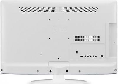 Телевизор LG 32LS359T - вид сзади