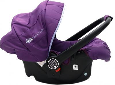 Детская универсальная коляска KinderKraft Kraft 5 Violet - автокресло