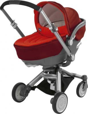 Детская универсальная коляска Chicco Trio I-Move Red - общий вид