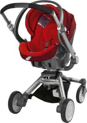 Детская универсальная коляска Chicco Trio I-Move Red - автокресло