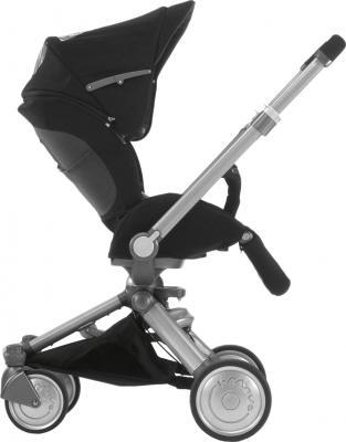 Детская универсальная коляска Chicco Trio I-Move Black - ручка спереди