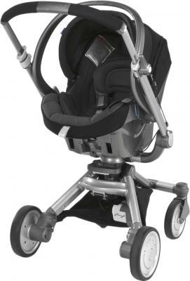 Детская универсальная коляска Chicco Trio I-Move Black - автокресло прогулочное