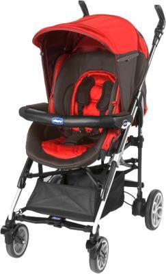 Детская универсальная коляска Chicco Trio Living Red Passion - общий вид