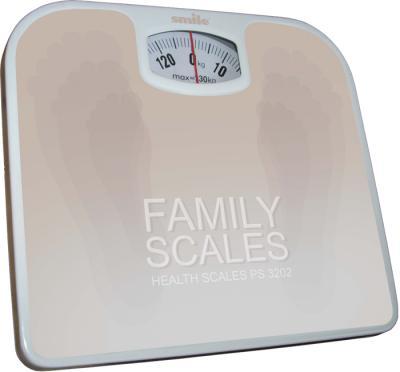 Напольные весы механические Smile PS 3202 - общий вид