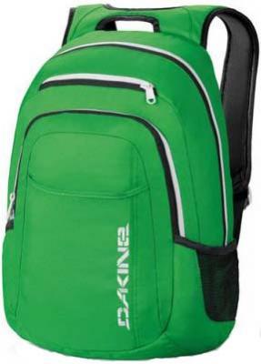 Рюкзак городской Dakine Factor Pack (Green) - общий вид