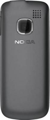 Мобильный телефон Nokia 112 Gray - задняя панель