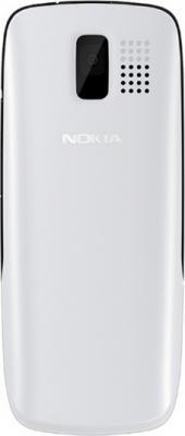 Мобильный телефон Nokia 112 White - задняя панель