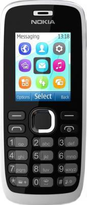 Мобильный телефон Nokia 112 White - общий вид