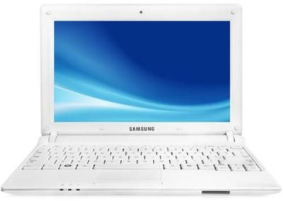Ноутбук Samsung N102S (NP-N102S-B04RU) - фронтальный вид
