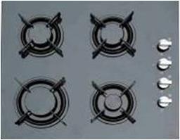 Газовая варочная панель Backer XFG640F-A1 - общий вид