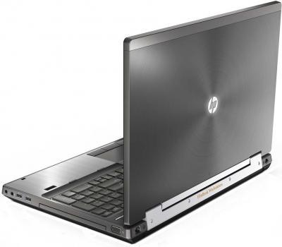 Ноутбук HP EliteBook 8570p (B6P98EA) - общий вид