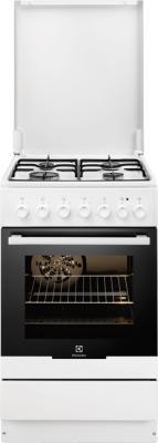 Кухонная плита Electrolux EKK52500OW - общий вид