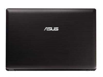 Ноутбук Asus K43E-VX1043D - общий вид