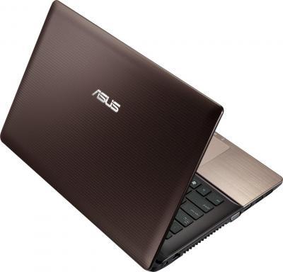 Ноутбук Asus K45VD-VX125D - крышка