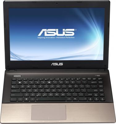 Ноутбук Asus K45VD-VX125D - фронтальный вид