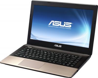 Ноутбук Asus K45VD-VX125D - общий вид