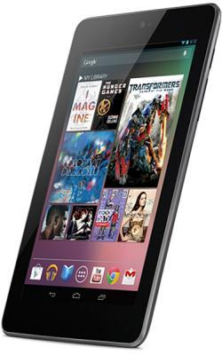 Планшет Asus Nexus 7 16GB Wi-Fi (ME307T) - общий вид